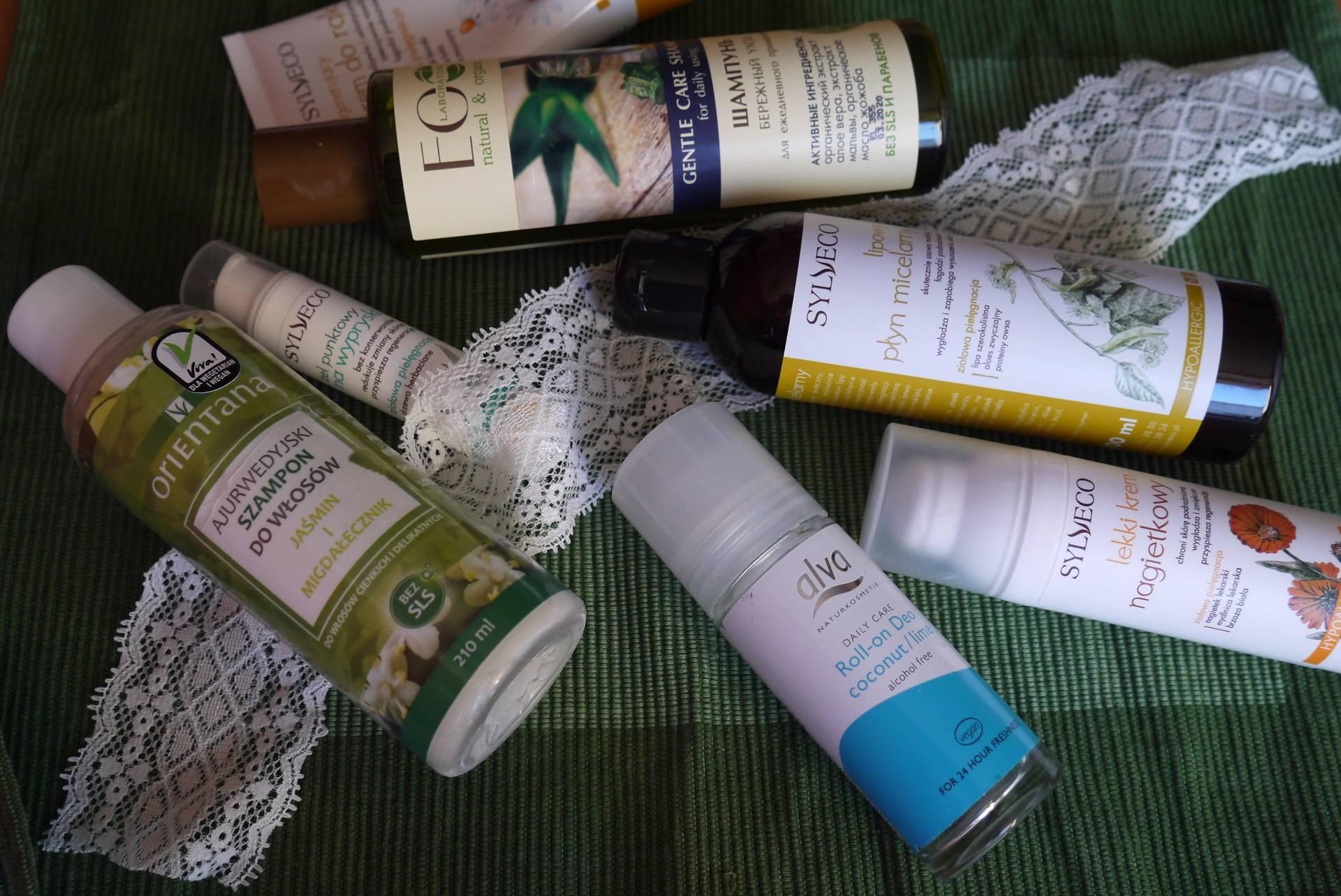 Kosmetyki z aloesem