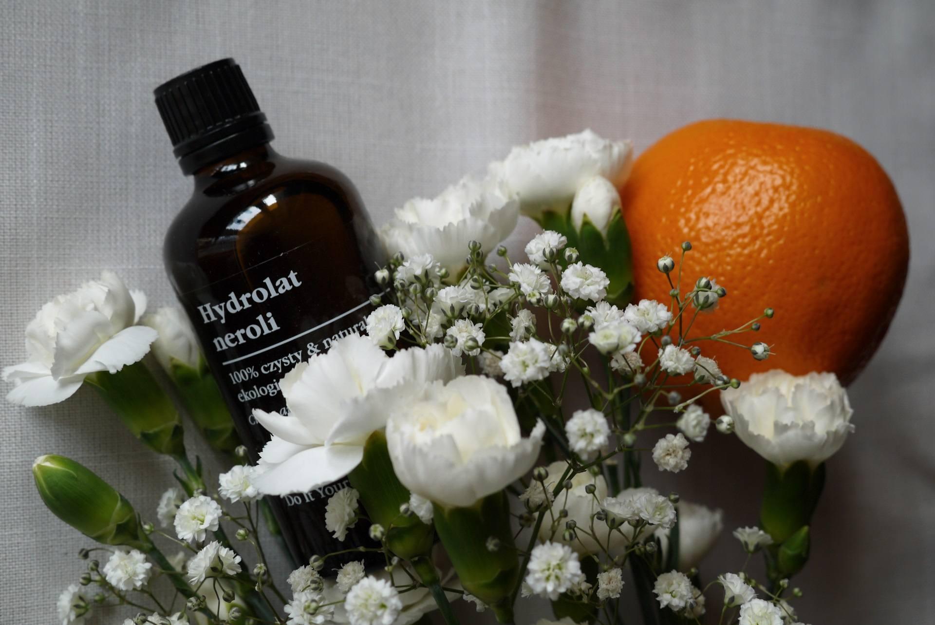 woda z kwiatu pomarańczy
