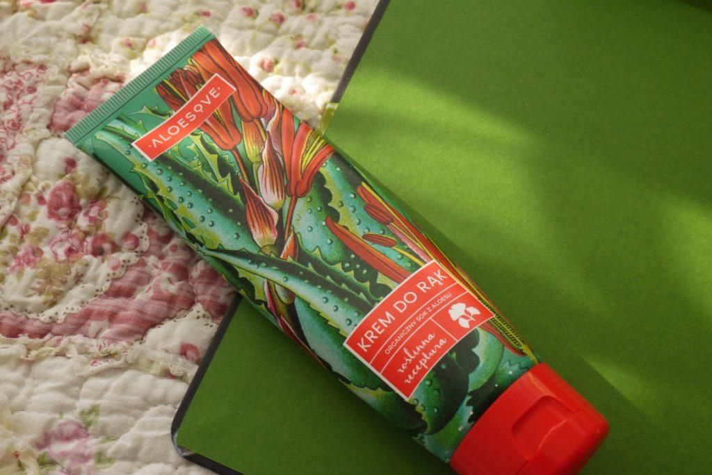 Krem do rąk Aloesove